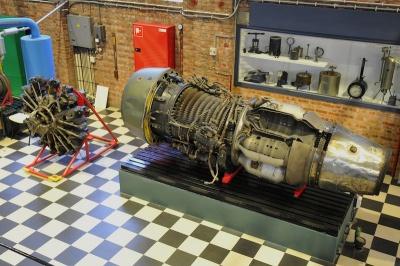 onderdeel van de straalmotor