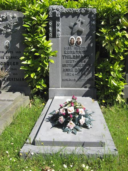 Graf Constant Thilemans en Anna Smits – slachtoffers V1?