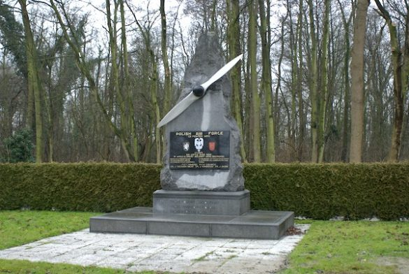 Monument Poolse vliegeniers