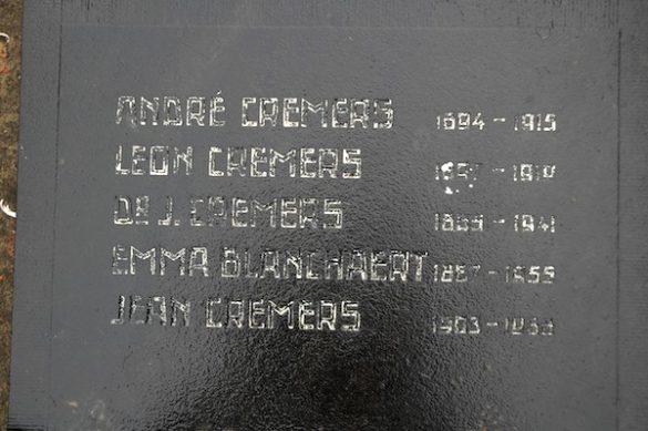 Graf Adj Léon Cremers