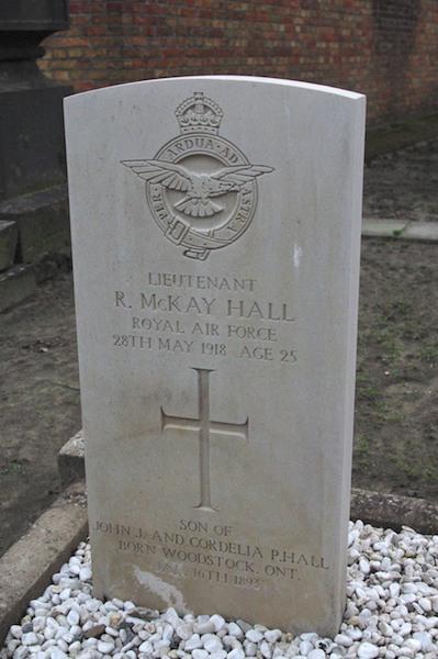 Graf Lt McKay Hall