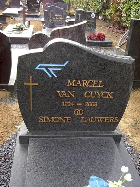 Graf Marcel Van Cuyck, bestuursdirecteur Brussels Airport