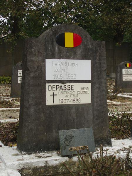 Lt Col Henri Depasse