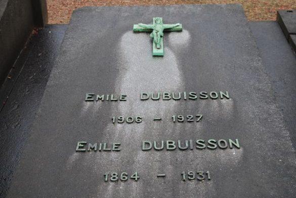 Graf Sgt Emile Dubuisson, Bristol 300 L71