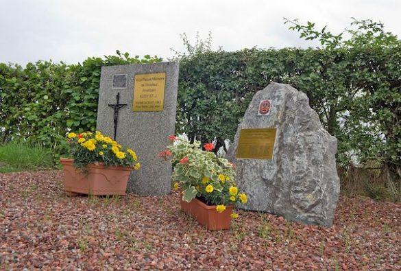 Stèle à Kusy