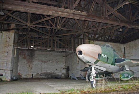Duitse vliegtuigloods