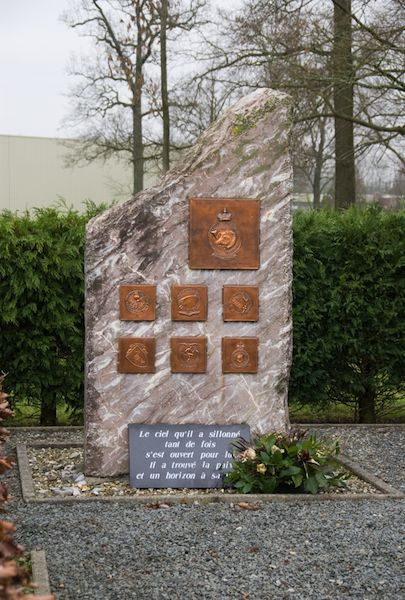 Monument voor smaldelen Florennes