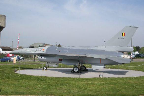 F-16A FA-46