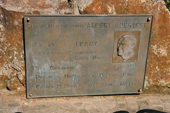 Monument Albert Guérisse