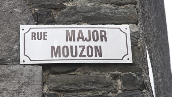 Rue Major Mouzon