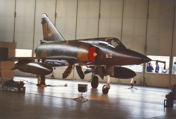 Mirage 5BA BA-22