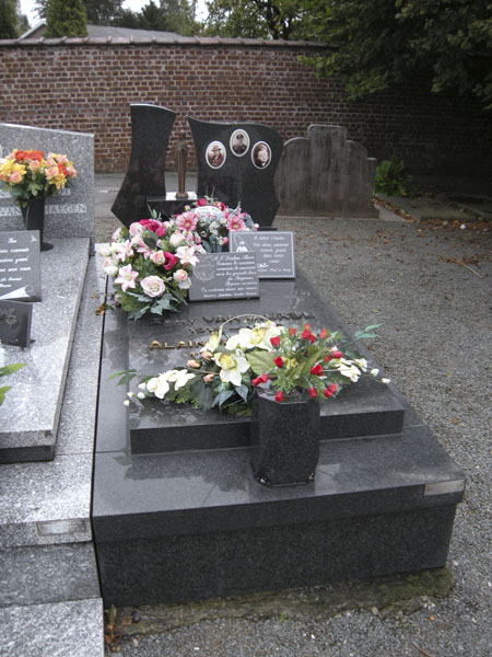 Graf Kolonel Vlieger SBH Remi 'Mony' Van Lierde DFC