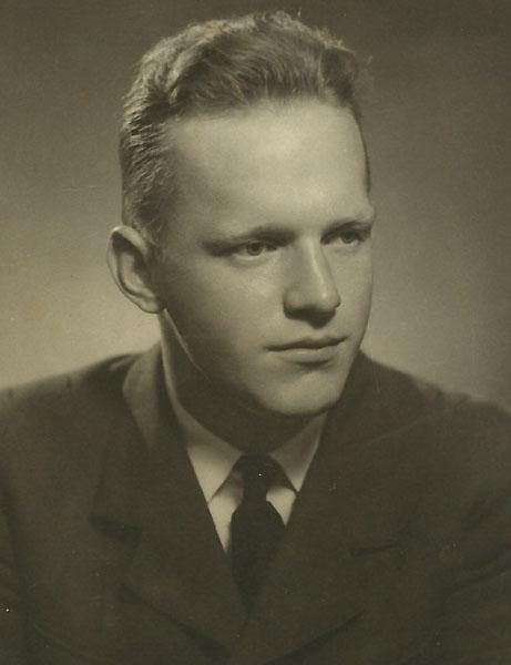 Graf Luitenant Stephane Keppens