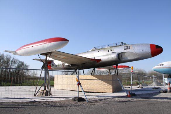 Lockheed T-33A FT-25