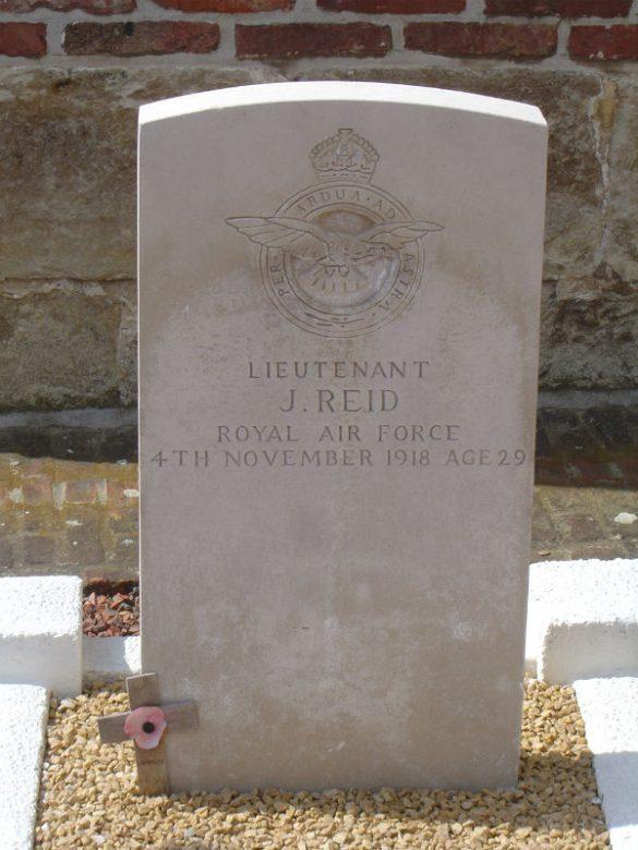 Graf Lt J. Reid