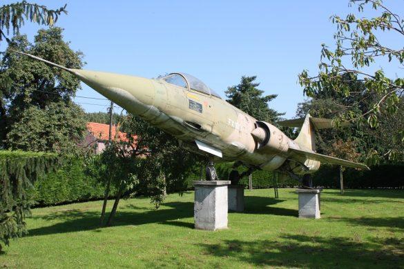 F-104G Starfighter FX-100