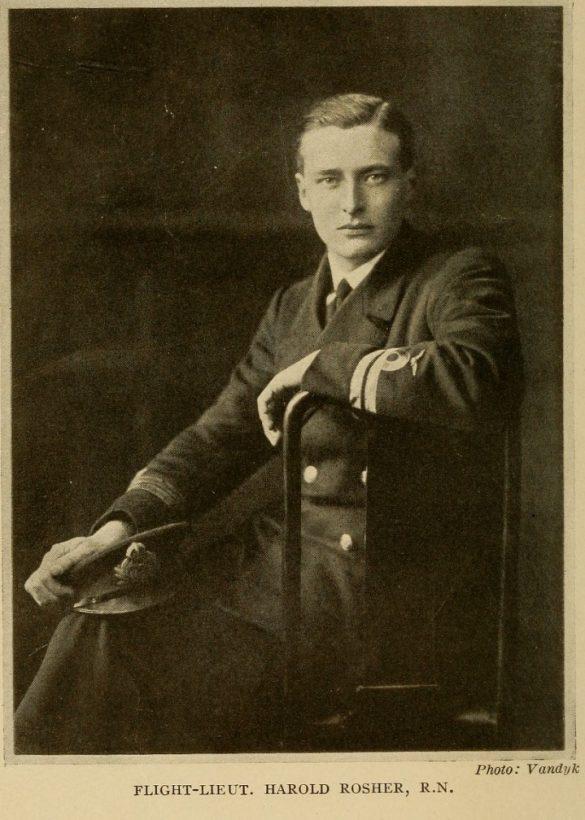 Harold Rosher straat