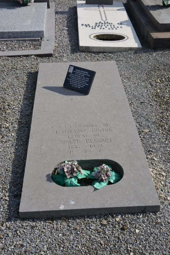 Slachtoffers luchtoorlog WOII