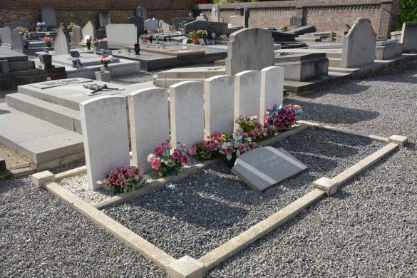 Graven bemanning Wellington X9633