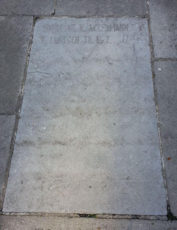Monument voor slachtoffers luchtschip LZ 37