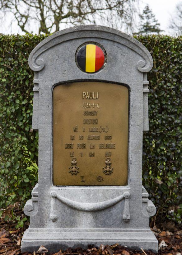 Graf Sgt Piloot Pauli – Farman F40