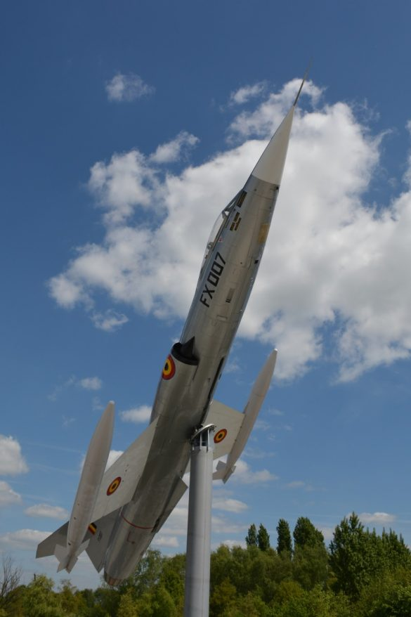 Lockheed Starfighter F-104G 26+30