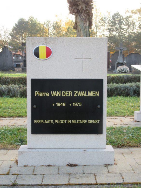 Graf OLt Vl Pierre Van Der Zwalmen, Mirage BA-29