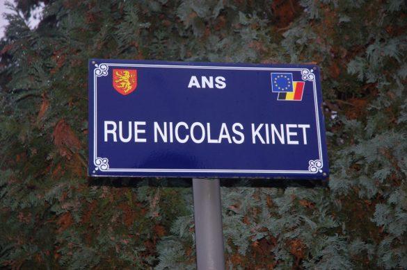 Rue Nicolas Kinet (Ans)