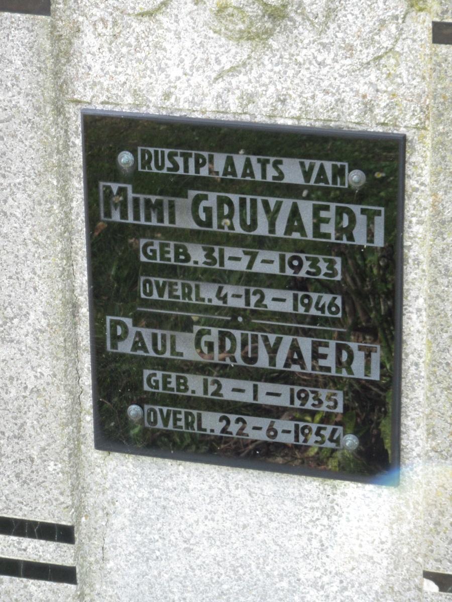 Graf Leerling-piloot Paul Gruyaert