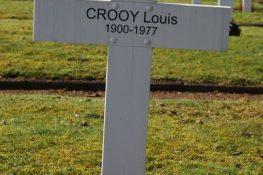 1532_Evere Cim de Schaarbeek Crooy Louis 1900 - 1977 10-01-2010 Geolec DSC_0214.jpg