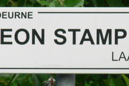 2033 Naambord Stampelaan_Dillen.jpg|2033_1 1935 Stampe-Ivanow-Vertongen Leon_Dillen.jpg|2033_1 P163 extra 1_JeanDillen.jpg