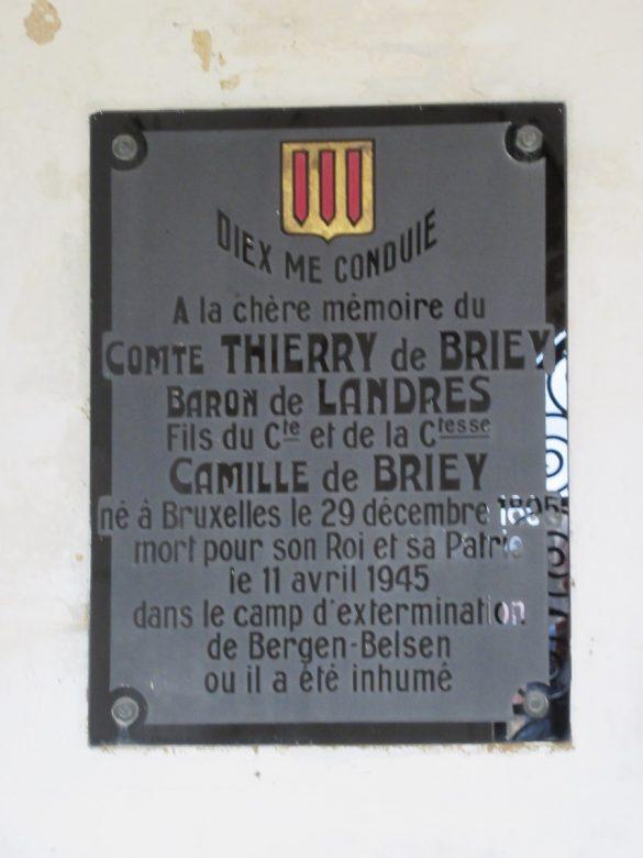 Graf kapitein Guillaume de Briey