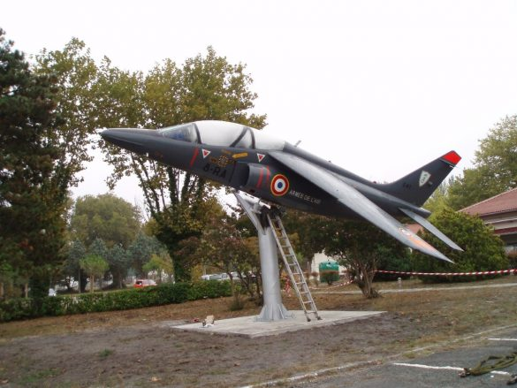 Alpha Jet AT20